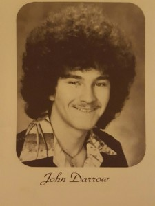 C'mon would you have recognized John Darrow? What happened to the afro? LOL, reference video interview...