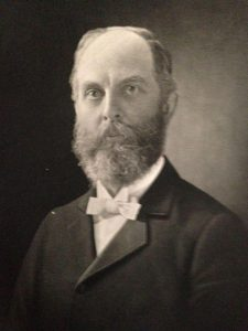 Samuel Mills Ely, Benefactor of Ely Park Golf Course. Photo Credit: Broome County Historical Society
