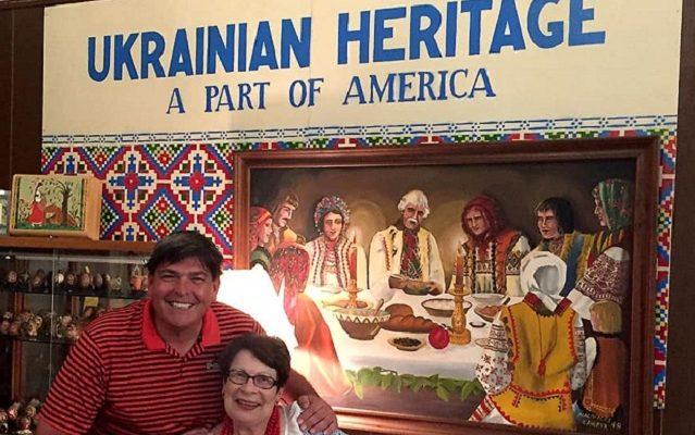 Celebrating St. John's 92nd Annual Ukrainian Weekend Festival!!!; Where is Alice???
